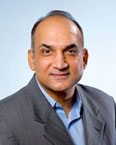 Ajay Verma, M.D., Ph.D., Vice President, Neurology, Translational Sciences