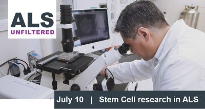 Stem Cell Research in ALS